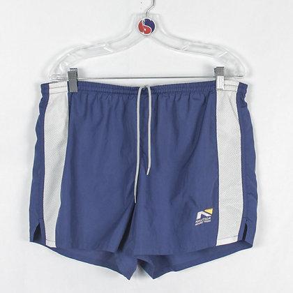 Vintage 90's Nautica Sport Tech Swim Shorts - M (32-34)