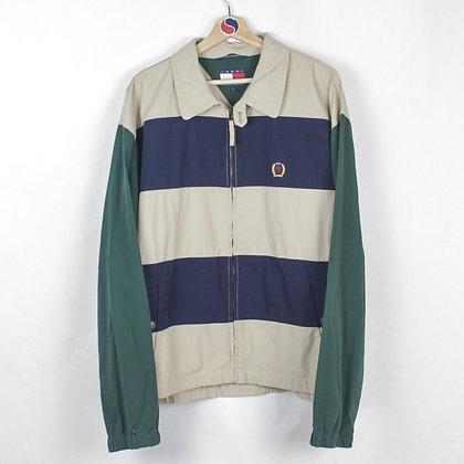 90's Tommy Hilfiger Crest Light Jacket - L