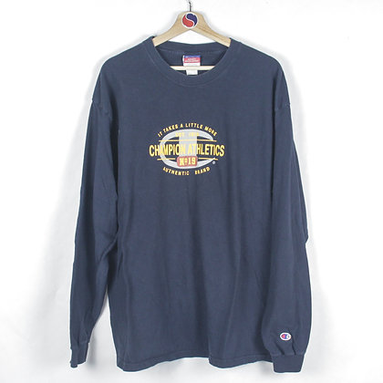 2000's Champion Long Sleeve - XL