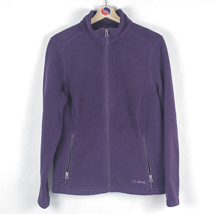 Women's L.L.Bean Zip Fleece - M