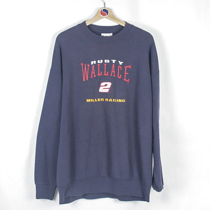 90's Rusty Wallace Crewneck - XL