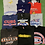 Thumbnail: Pro Sports Tees Wholesale Bundle Lot (Senators, Devils, Raiders, Patriots, Jays)