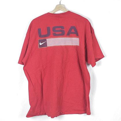 90's Nike USA Tee - XXL