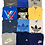Thumbnail: Branded Tee T-shirt 18 Item Wholesale Bundle Lot (Nike, Adidas, Reebok,VonDutch)