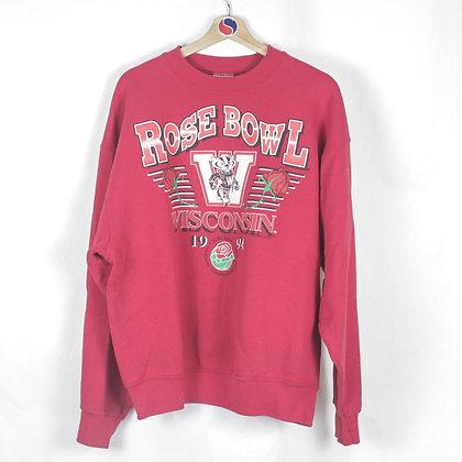 1994 Wisconsin Rose Bowl Crewneck - XL