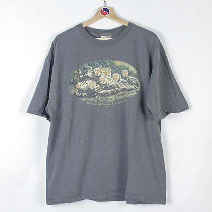 2000 The Eyes Of Nature Are Upon Us Tee - XXL