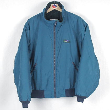 L.L.Bean Warm Up Jacket - M