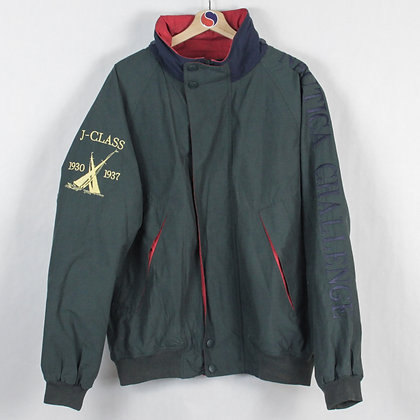 Vintage Nautica J-Class Challenge Light Jacket - XL (L)