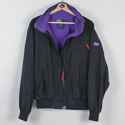Vintage Polo Sport Fleece Lined Jacket - M