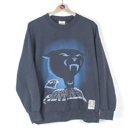 1993 Carolina Panthers Crewneck - L