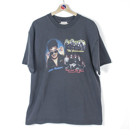 1998 Little Richard The Commodores Kool & The Gang Live In Concert Tee - XL