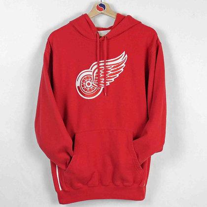 Detroit Red Wings Majestic Hoodie - M