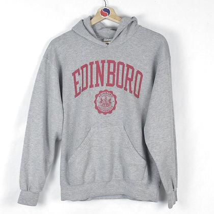 90's Edinboro University Hoodie - M (S)