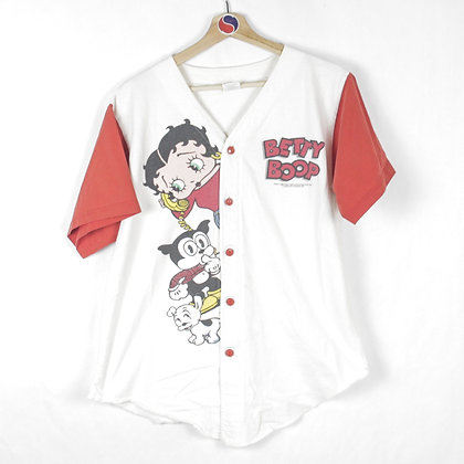 1993 Betty Boop Jersey Tee - L
