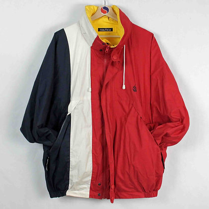 Vintage Reversible Nautica Jacket - XL (L)
