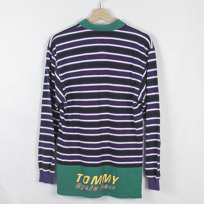 Vintage Tommy Hilfiger Cycling Gear Rugby - XL (S-M)