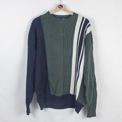 Vintage Nautica Sweater - XL (L)