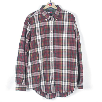 90's Tommy Hilfiger Flannel - L