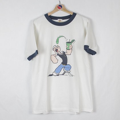 2000's Popeye Tee - L