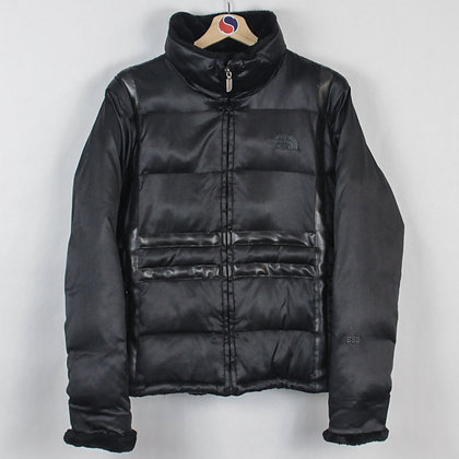 Women's The North Face 550 Faux Leather Down Jacket - XL (L)
