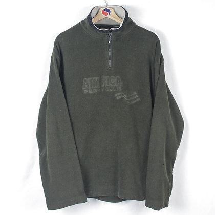 90's Perry Ellis Fleece - XL