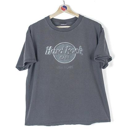 2000's Hard Rock Cafe New York Tee - L