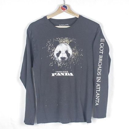 2016 Designer Panda Long Sleeve - M (S)