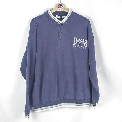 90's Dallas Cowboys Crewneck - XXL (XL)