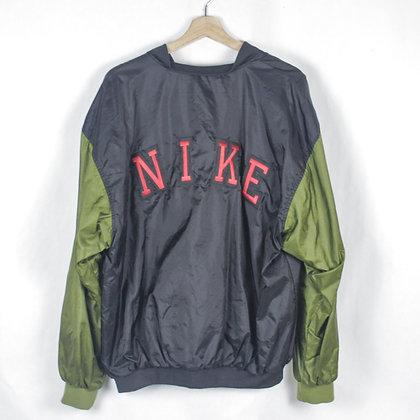 90's Nike Zip Bomber Light Jacket - L