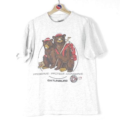 1991 Gatlingburg Bears Tee - L (M)