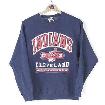 1999 Cleveland Indians Crewneck - M