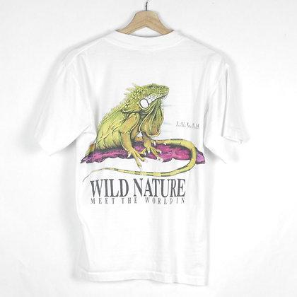 90's Wild Nature Tee - M