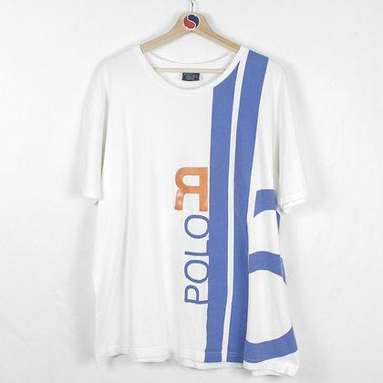 Vintage Polo Ralph Lauren Racing Tee - XL