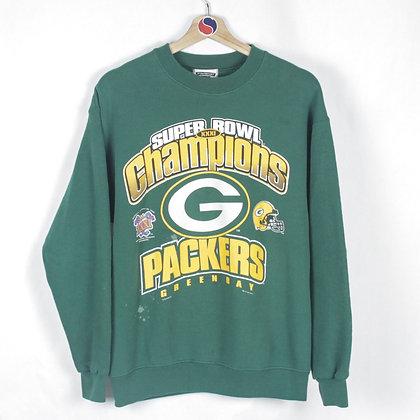 1997 Green Bay Packers Crewneck - M