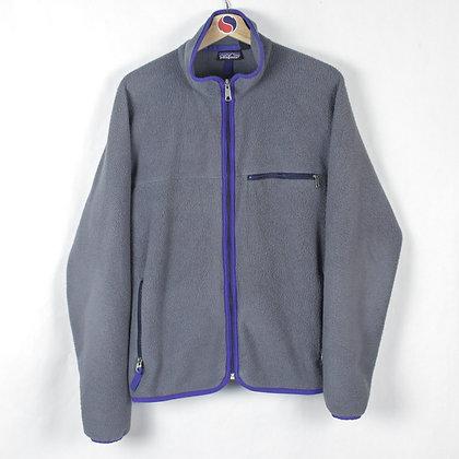 90's Patagonia Zip Fleece - M