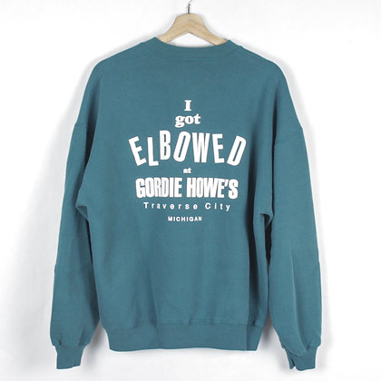 90's Gordie Howe's Michigan Crewneck - XL