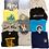 Thumbnail: Assorted Sweatshirt Hoodie 18 Item Wholesale Bundle Lot (Minnie, OVO, Biggie)