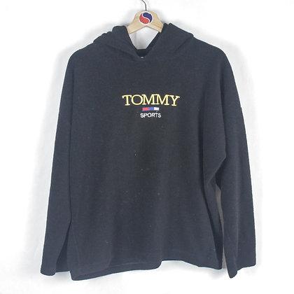 Bootleg Tommy Fleece Hoodie - M