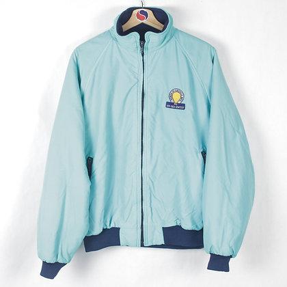1991 Idea Contest Fleece Lined Jacket - L
