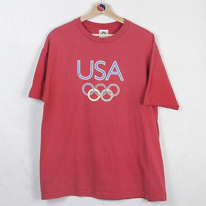 USA Olympics Tee - XL
