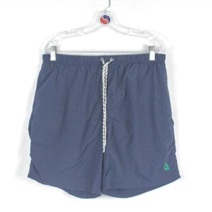 90's Nautica Swim Shorts - L