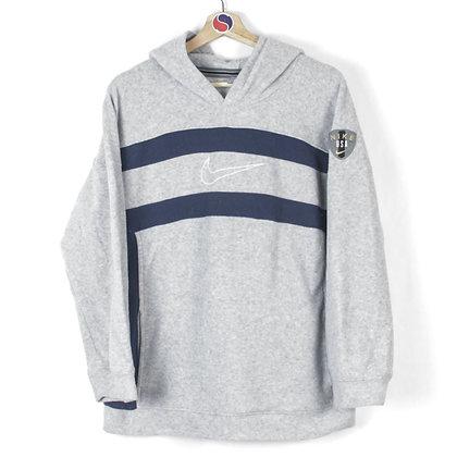 2000's Nike Hoodie Fleece - XL (S)