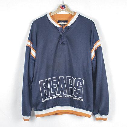 90's Chicago Bears Starter Jersey Crewneck - XL