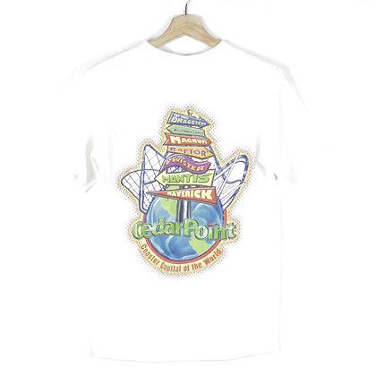 2000's Cedar Point Tee - S