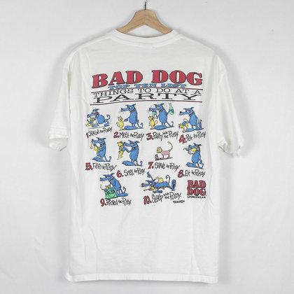 1994 Bad Dog Tee - L