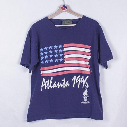1996 Atlanta Olympics Tee - L