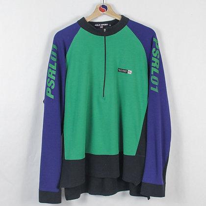 Vintage 2001 Polo Sport Cycling Shirt - XL