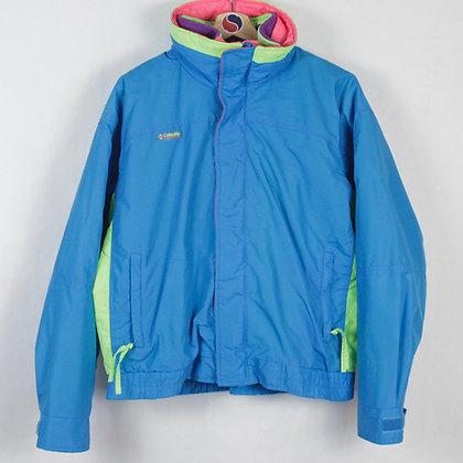 Vintage Columbia 3 In 1 Jacket Fleece - M (S)