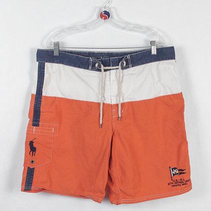 Vintage Polo Ralph Lauren Coastal Rescue Swim Shorts - 38