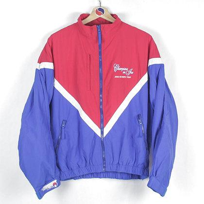 2002 USA Olympics Champion Of Ice Windbreaker - S